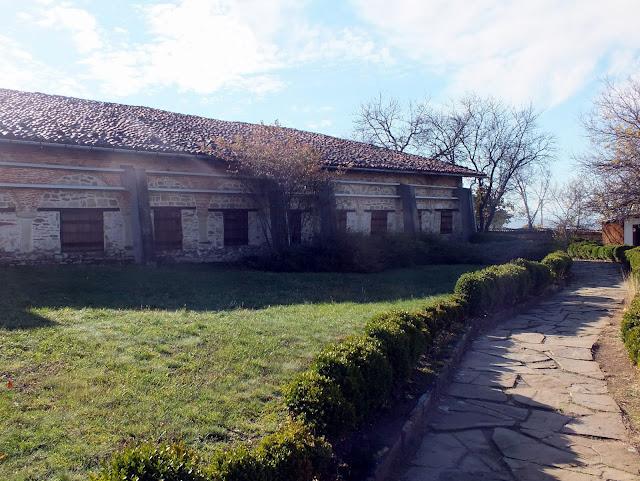 Iglesia de la Natividad en Arbanasi