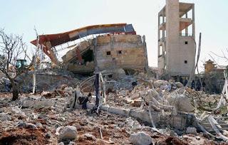 Lebih Dari 500 Fasilitas Medis Dihantam Serangan di Suriah