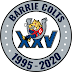 Barrie Colts on Classic NHL Cards: 1990-91 Score. (UPDATED) #OHL