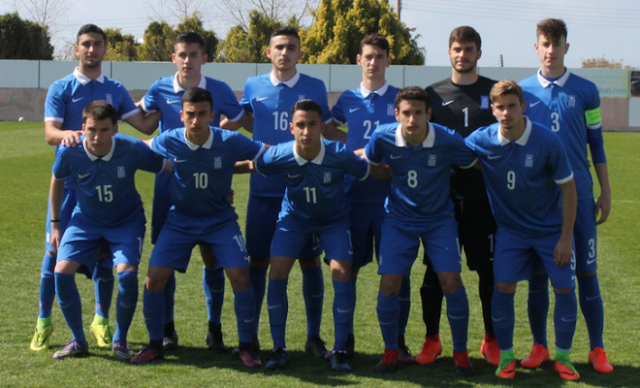 Διεξαγωγή Διεθνών φιλικών αγώνων ποδοσφαίρου της Εθνικής Ομάδας Παίδων U-17 από την ΕΠΣ Αργολίδας