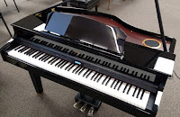 Roland GP607 mini digital grand piano