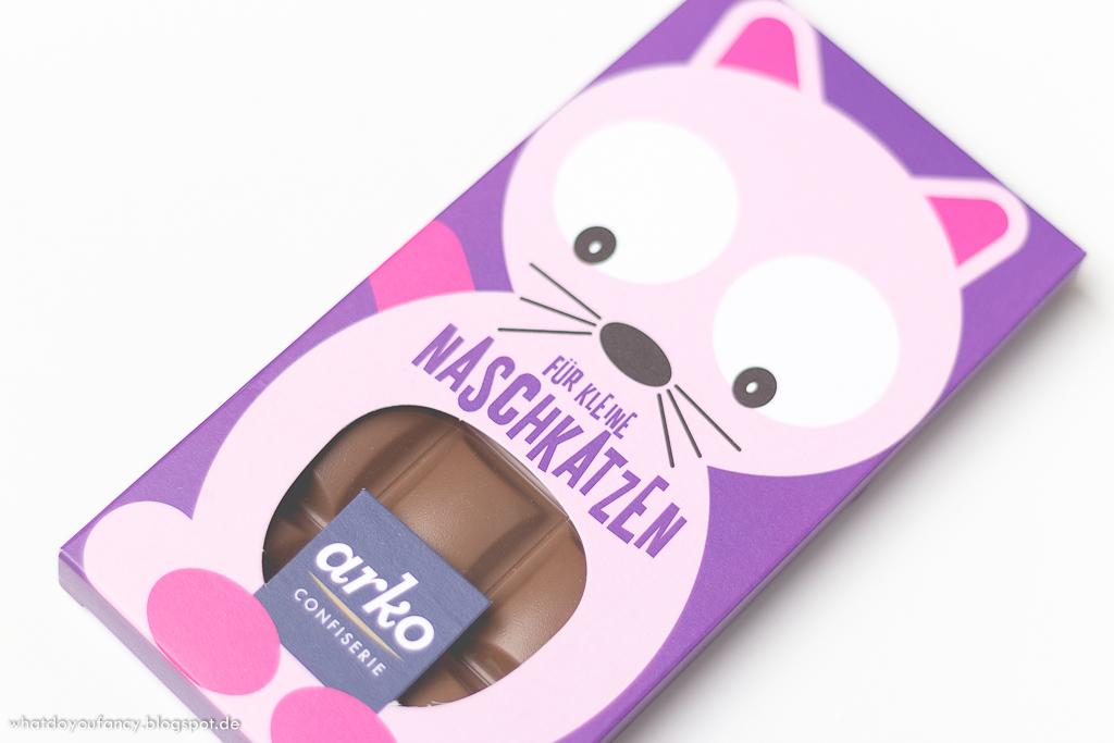 Gewinnspiel bebe Hello Kitty arko Naschkatze