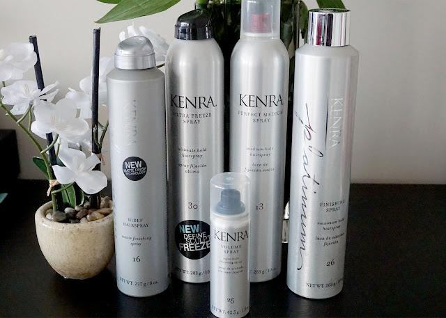 Kenra Professional Hairspray