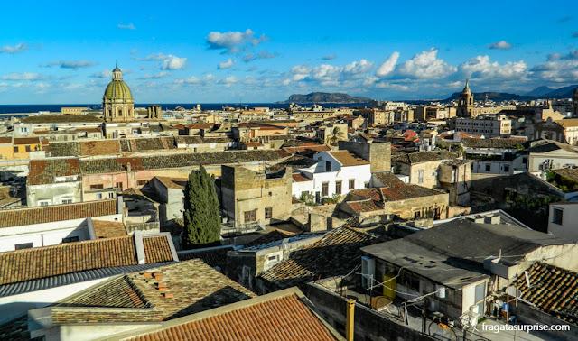 Bom destino de viagem para janeiro: Sicília