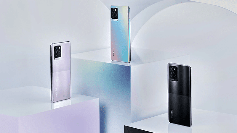 Infinix NOTE 10 and NOTE 10 Pro with 90Hz screens and MediaTek gaming chips now official