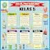Desain Jadwal Piket Kebersihan Kelas cdr
