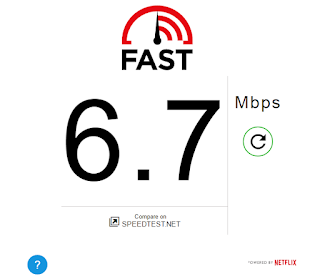 Free Internet Speed Test app launched by Netflix