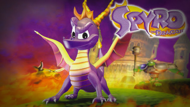 تلميحات جديدة تظهر عن قدوم لعبة Spyro the Dragon و هذه المرة بشكل أوضح …