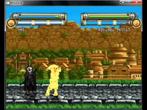 Naruto 2d Fighting Game | Anime Wallpaper