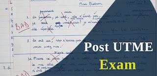 School Post Utme