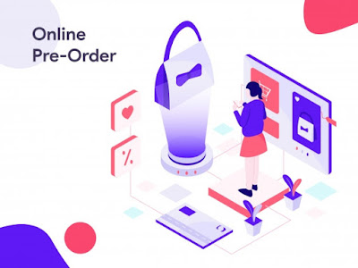 Sistem Pre Order