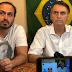Filho de Bolsonaro chama Haddad de 'pau mandado' e 'vagabundo'