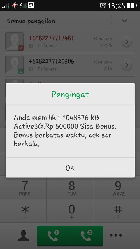 Trik Mendapatkan Kuota 12GB Telkomsel Di Android Gratis Versi 2019, trik internet gratis di android, quota gratis di android, trik mendapatkan quota internet gratis di android