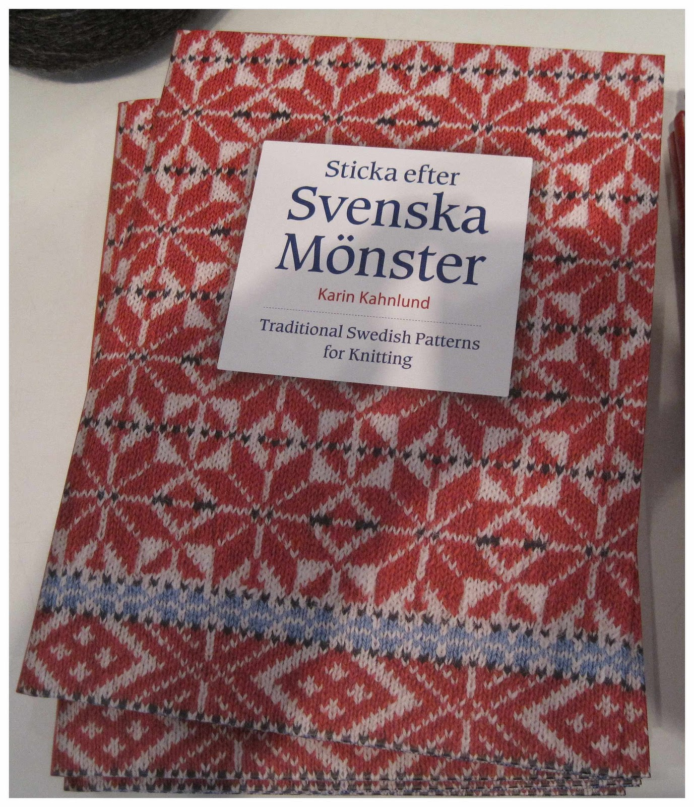 Lappone: Traditional Swedish Patterns for Knitting by ...
