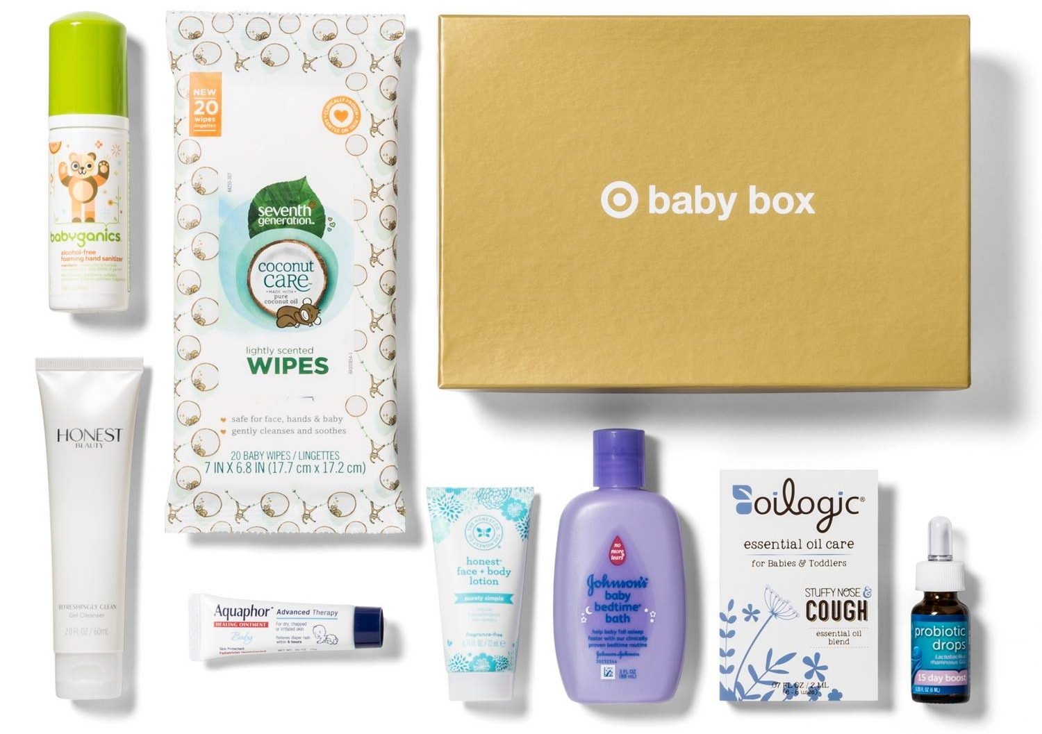 Target Baby Wipes The Target Saver Target October Baby Box 7 00 Shipped