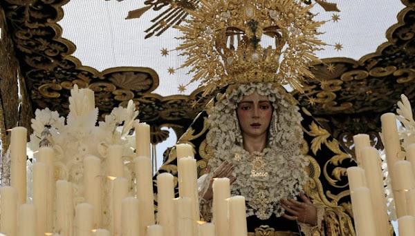 Redención de Sevilla se trasladará a San Ildefonso por la inminente obra en la iglesia de Santiago