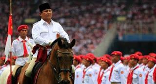 Hasil Survei Menteri Jokowi: Kinerja Prabowo Paling Memuaskan
