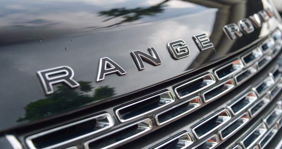 ĐẦU XE RANGE ROVER SV