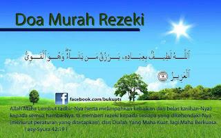 Warih Homestay - Doa Murah Rezeki
