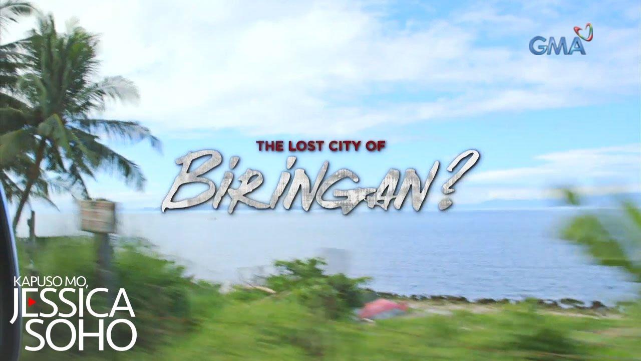 Biringan City, Mythical City