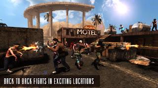 rage z multiplayer zombie fps mod apk