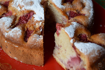 torta-alla-fragole