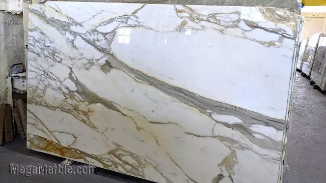 2cm Calacatta Gold Borghini Extra Marble