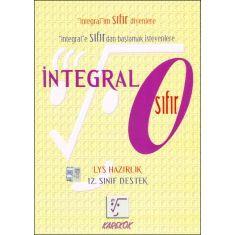Karekök İntegral 0 Sıfır Kitabı (LYS 12.Sınıf)
