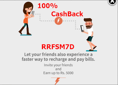 FREEcharge-app-refer-earn-offer