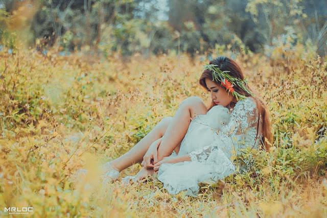 Công chúa hoa cỏ ở nơi hoang vắng