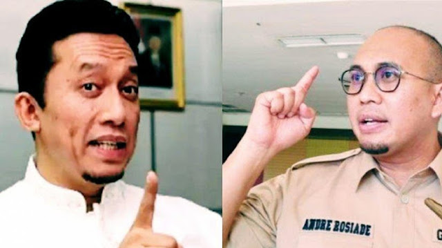 Tifatul Minta UAS Sabar Setelah Dapat Perlakuan Buruk Usai Dukung Prabowo, Andre Rosiade Bereaksi