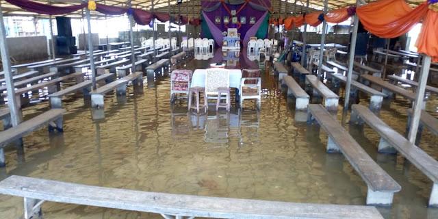Flood renders 500 people homeless in Ondo