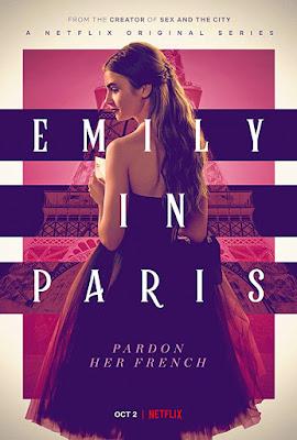 Emily In Paris 2020 S01 Dual Audio Complete Series 720p HDRip HEVC x265 Esub