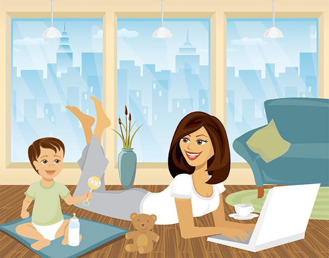 Contoh Usaha Kecil Kecilan Ibu Rumah tangga yang sukses