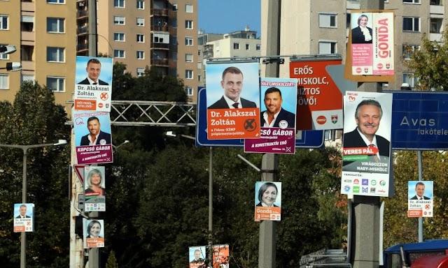 Egy héten belül le kell szedni a választási plakátokat, ahol nem ismétlik a szavazást