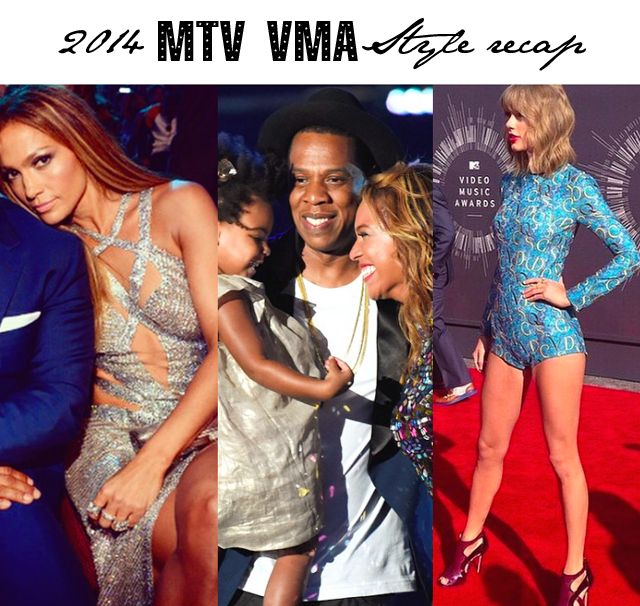 2014 MTV VMA Red carpet