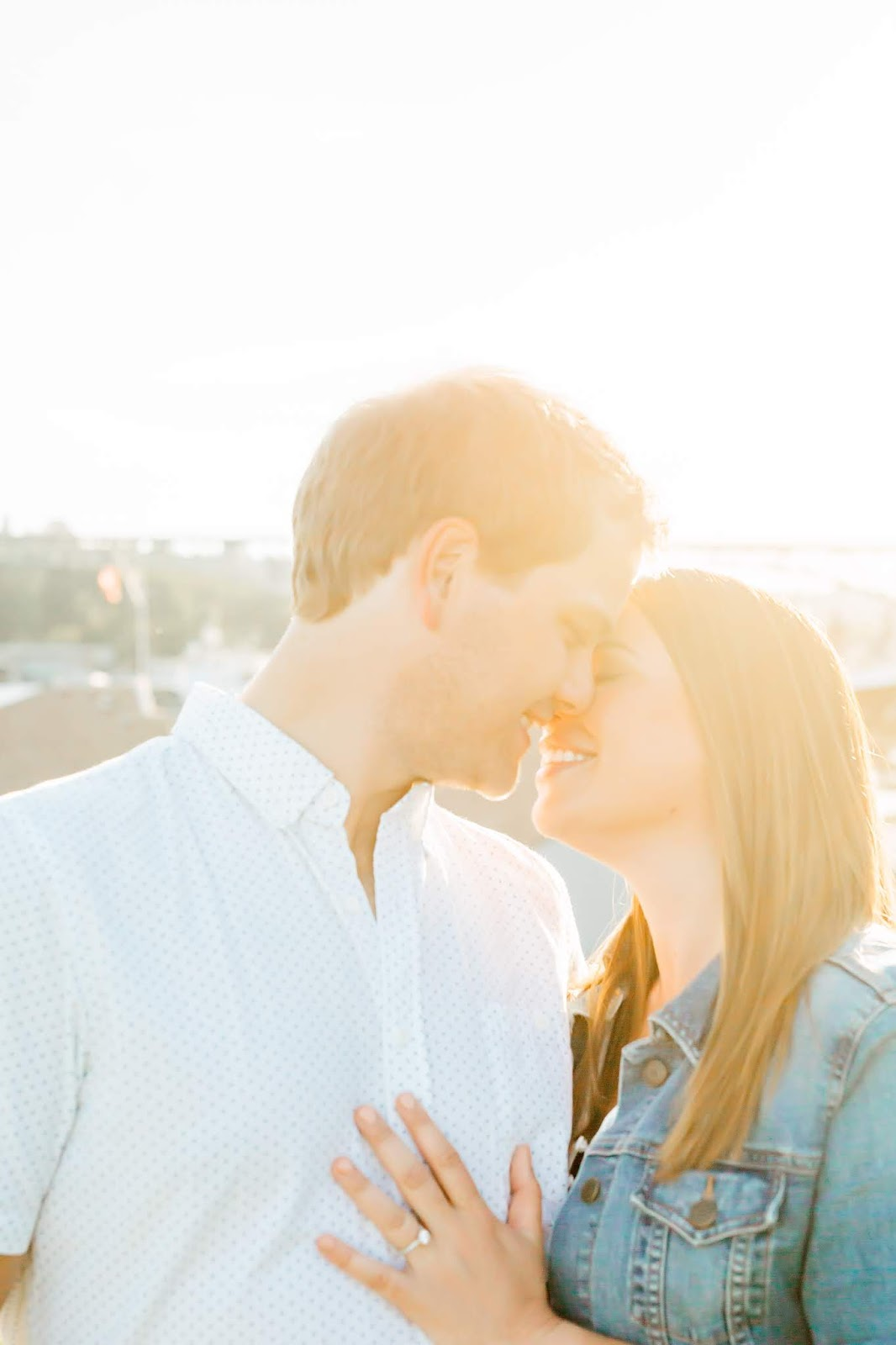 Gas Works Park Engagement Session-Seattle Area Photographer-Seattle Wedding Photographers-Something Minted Photography