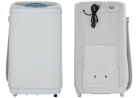 Haier HWM60-10 Fully-Automatic Top Loading Washing machine
