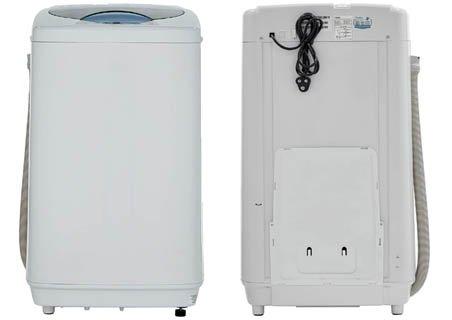 Haier HWM60-10 Fully-Automatic Top Loading Washing machine