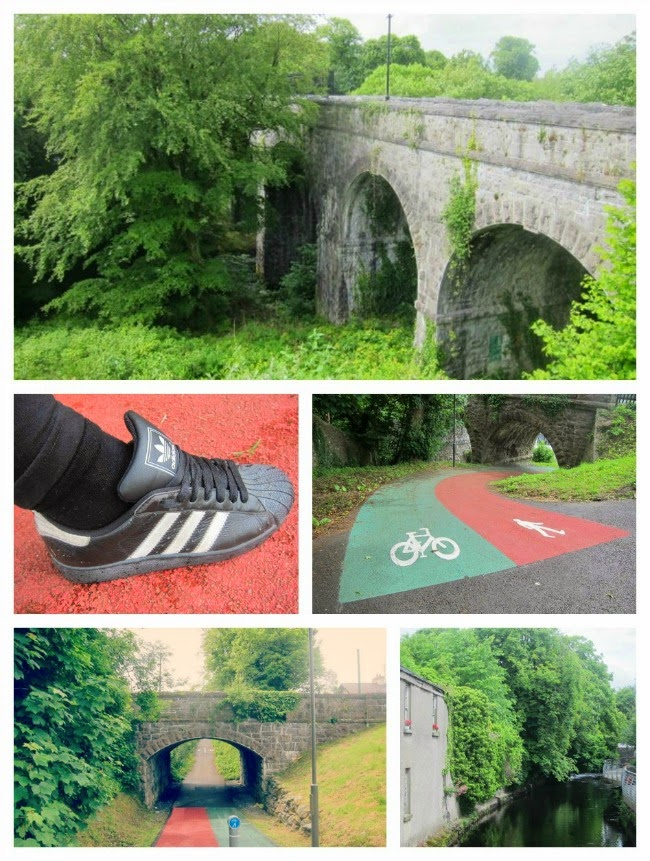 Great Western Greenway, Ireland