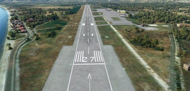Samos Aristarchos Int'l Airport LGSM, Greece