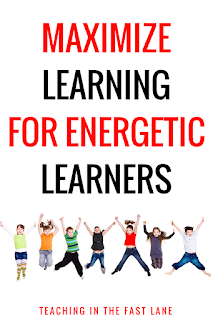 Are fidgety students stressing you out? Check out these strategies for using their movement to your advantage in the classroom!