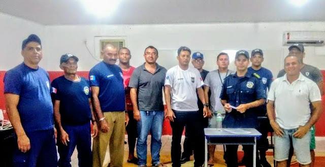 Guarda Civil Municipal de Olho D' Água do Casado se destaca na região com a prestação de serviços para a população casadense