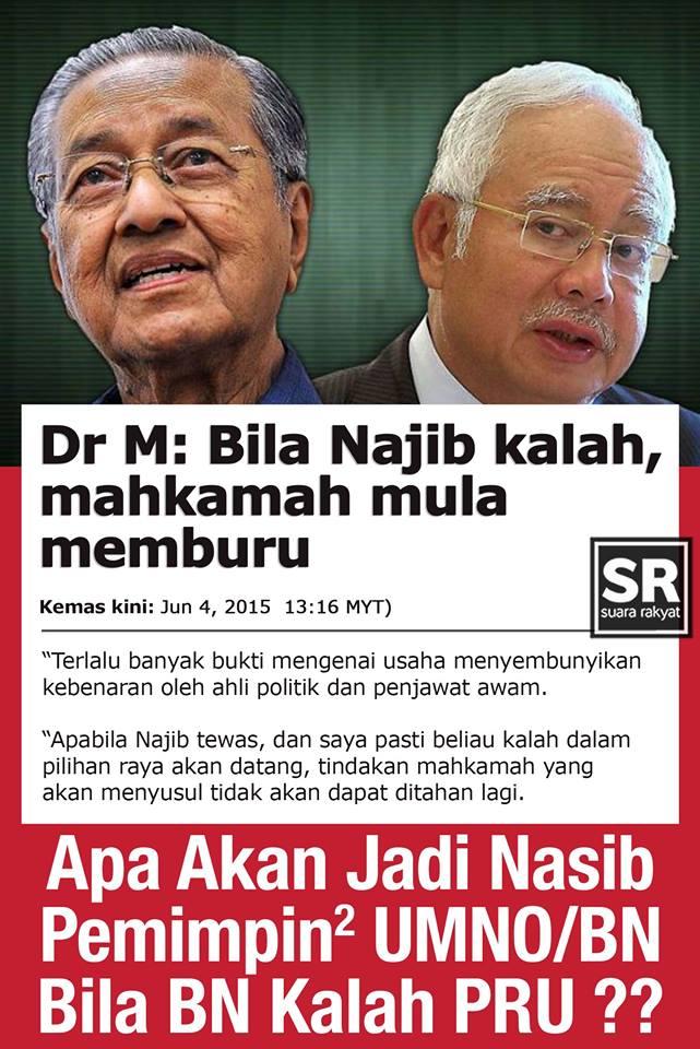 Image result for Gambar Najib monyok