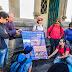 Dezenas de entusiastas participaram no passeio interpretativo ao trilho da Fonte Santa - Praia da Viola
