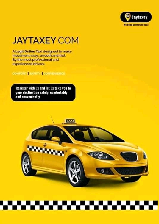 LEADING MOBILE TAXI IN JOS (JAYTAXEY)