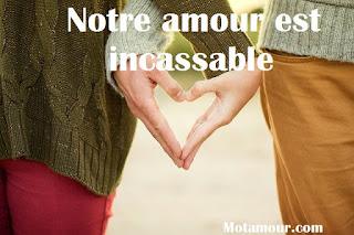image Citations Notre amour est incassable