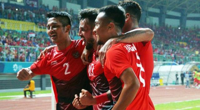 Timnas U-23 Bantai Taiwan 4-0