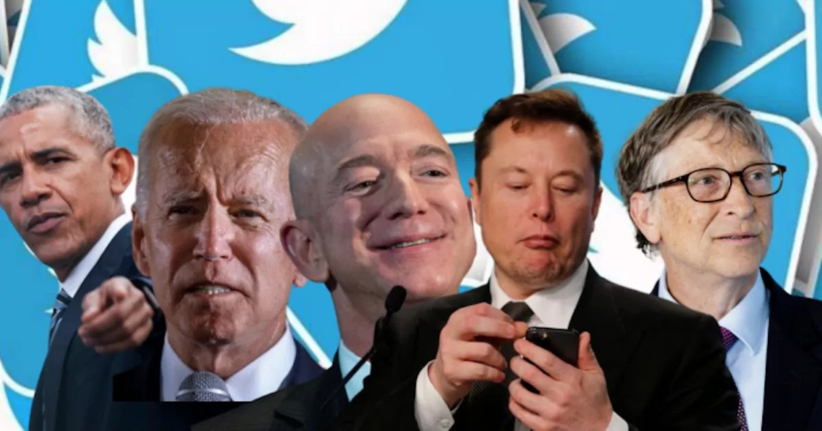 Twitter Accounts of Obama, Biden, Bill Gates, Elon Musk And Kanye West Have Been Hacked In Daring Bitcoin Scam