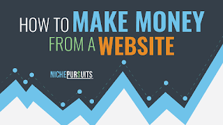 Want to make money with a website?